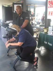 On-site Massage Therapy