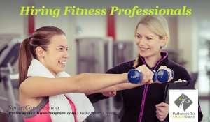 Hiring Fitness Professionals