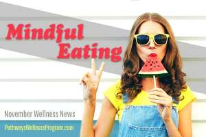 November Wellness: Mindful Eating