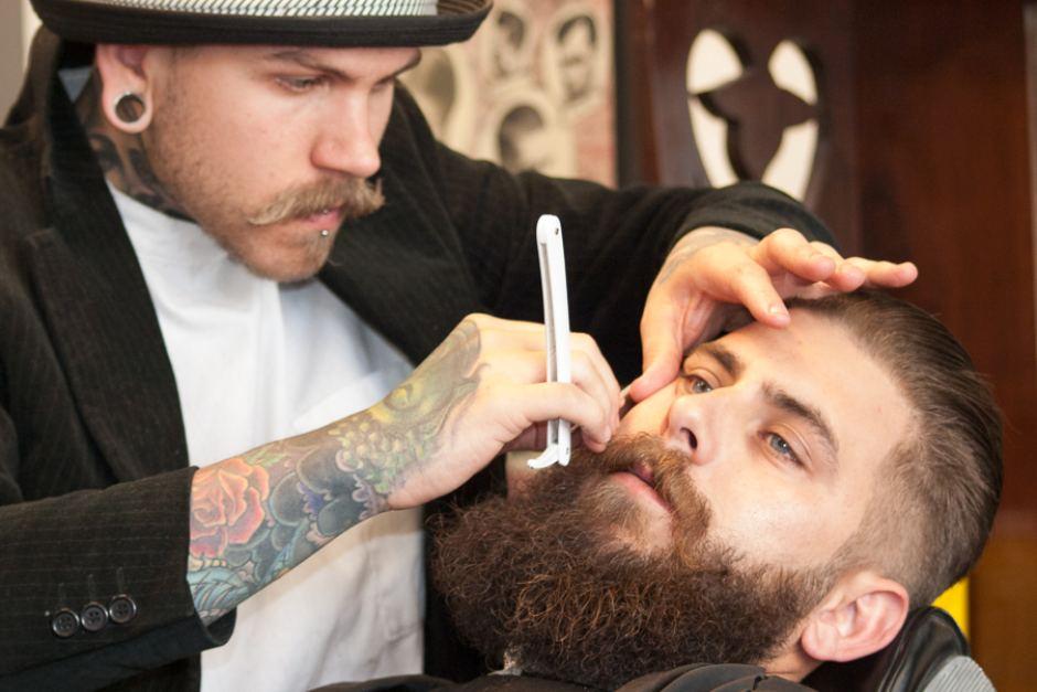 Study Barbering Pathways To Aus