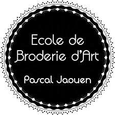 Logo école de broderie Pascal Jaouen