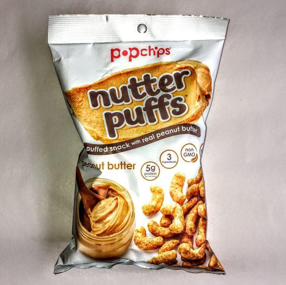 A bag of nutter puffs.
