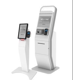 Healthcare Kiosk Patient Check-In Frank Mayer