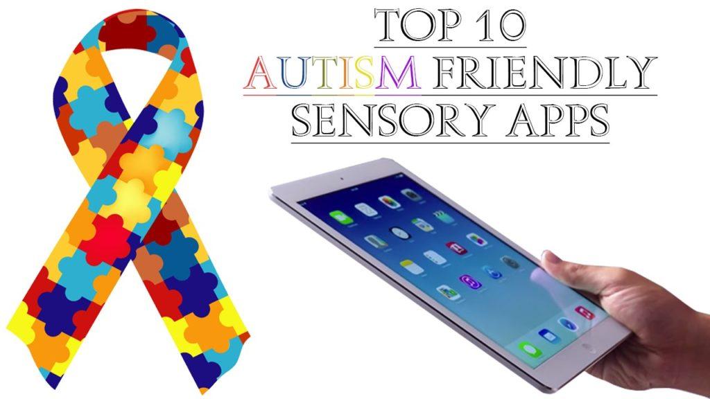 Top 10 Autism Friendly Sensory Apps