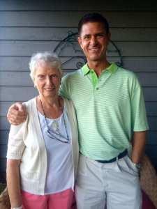 Tom and Mom 5-2016