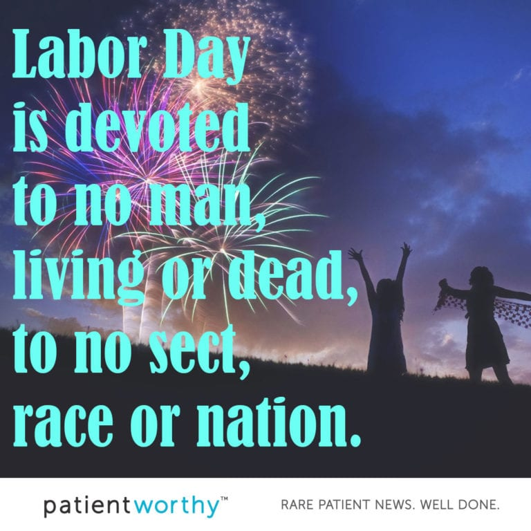 Labor Day: For Any And Everyone