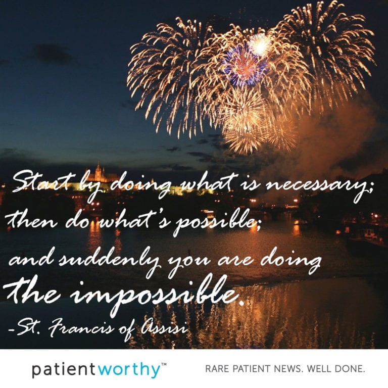 A New Year for the Impossible