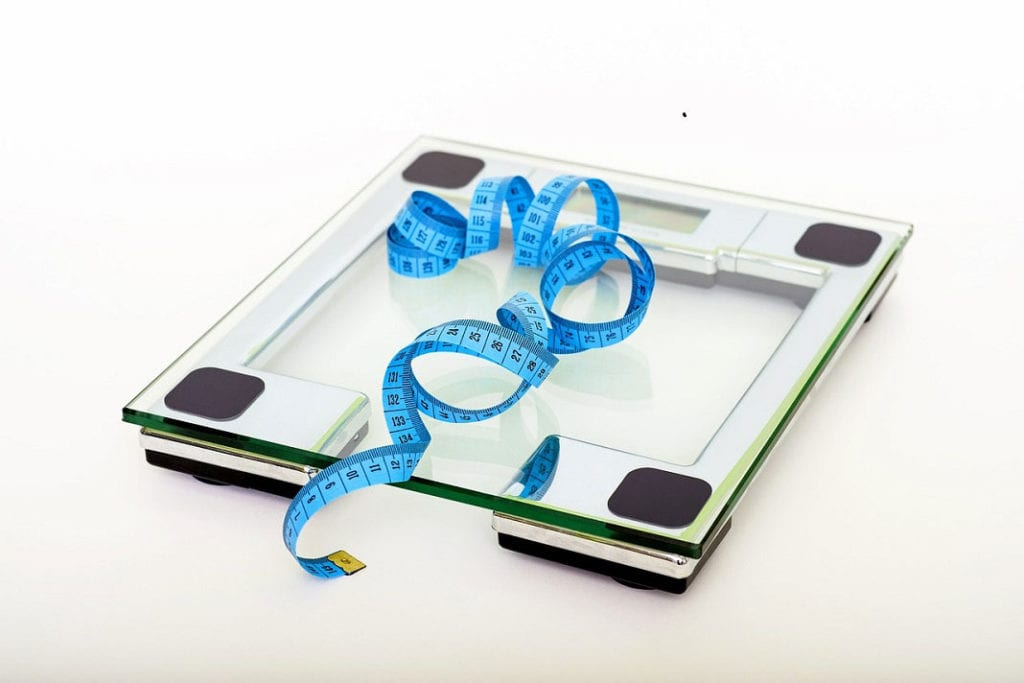 Bathroom Scales Handle Weighty Issues of the Heart