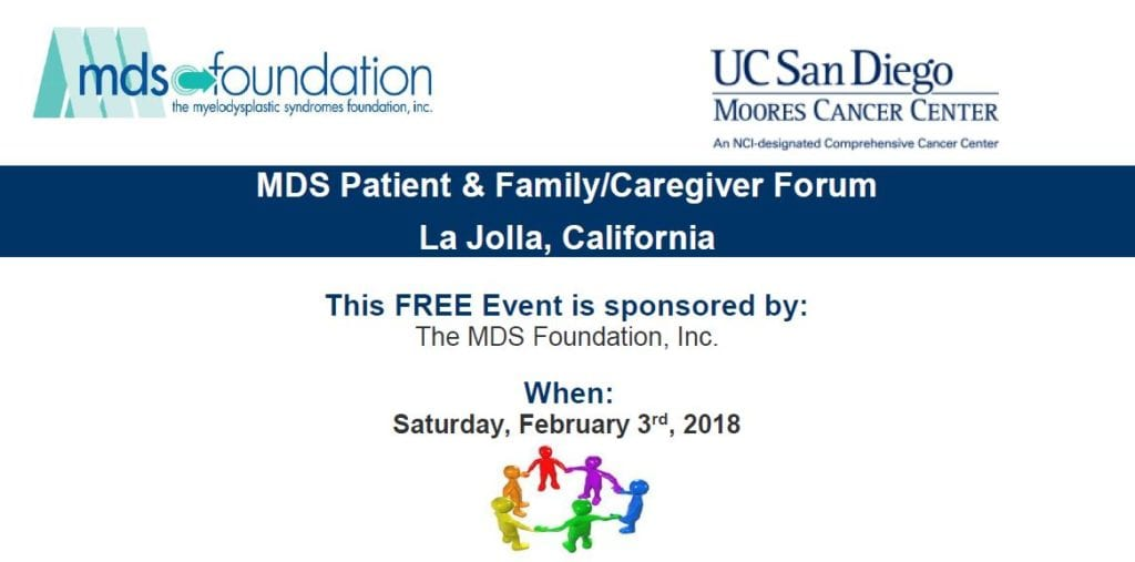 Upcoming FREE MDS Event in California!
