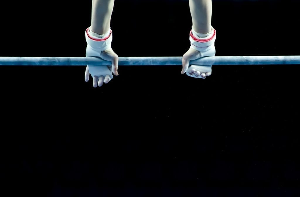 Mast Cell Activation Syndrome Can't Stop This Gymnast