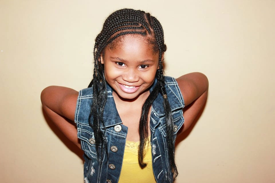 Living With Sickle Cell Disease as a Child: Kennedy Cooper