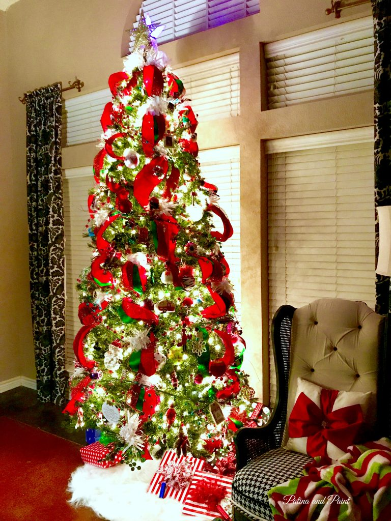 Christmas in the Family Room