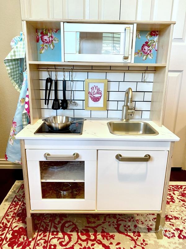 Ikea Duktig Children's Kitchen Makeover