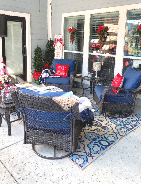 Christmas Patio
