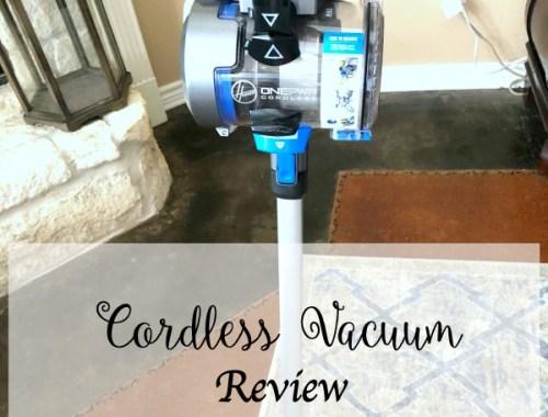 Cordless Vacuum review