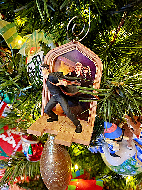 Harry Potter ornament