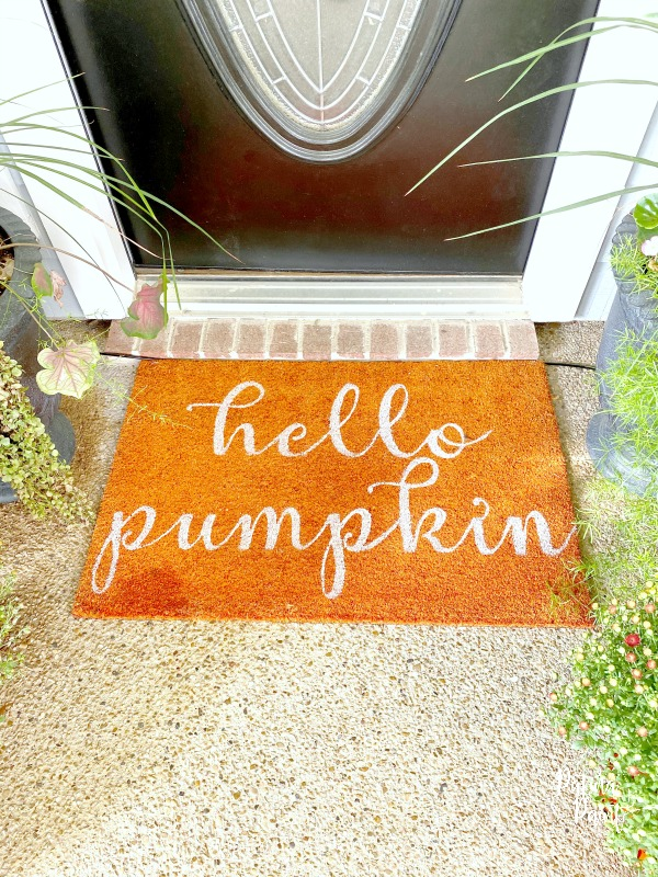 5 Things For A Fall Front Porch