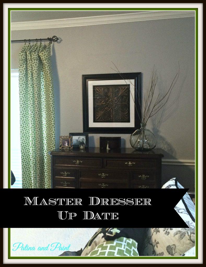 Master Dresser Update