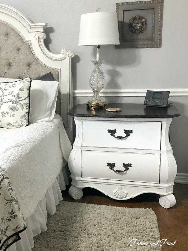 Painting the Nightstands