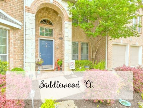 Saddlewood Ct.