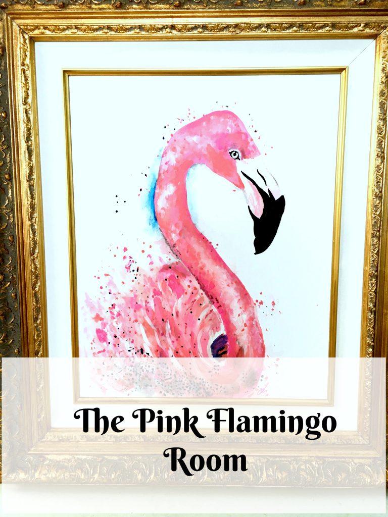 Pink Flamingo Room