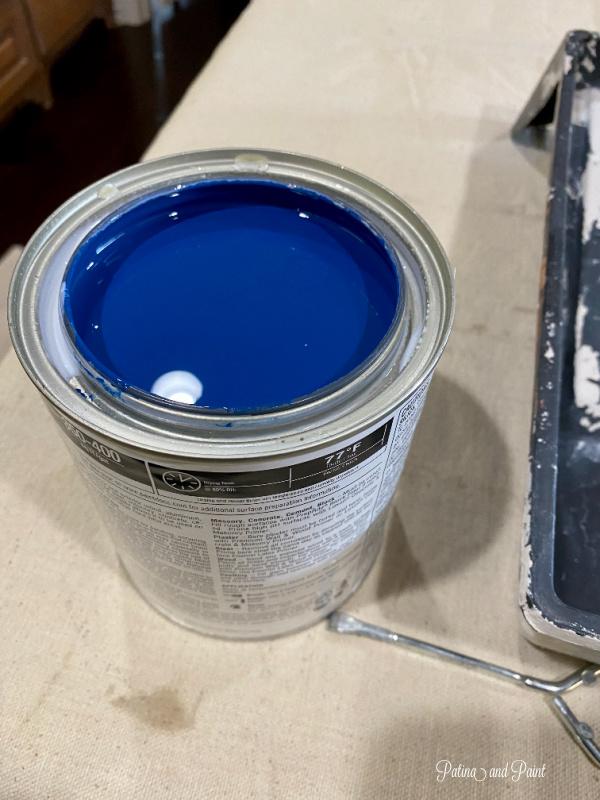 SW Salty Dog Paint
