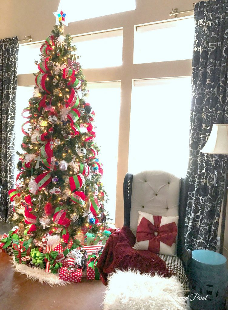 Holiday Home Tour – part 1