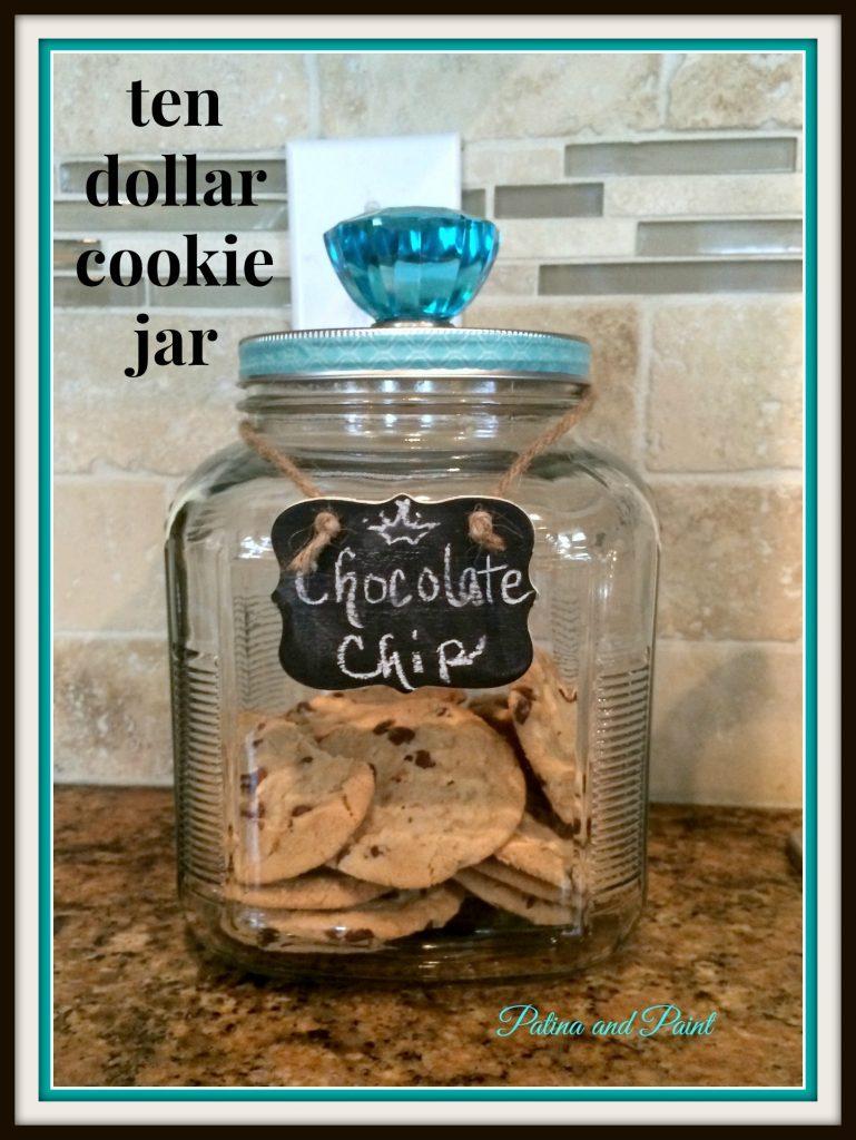Ten Dollar Cookie Jar