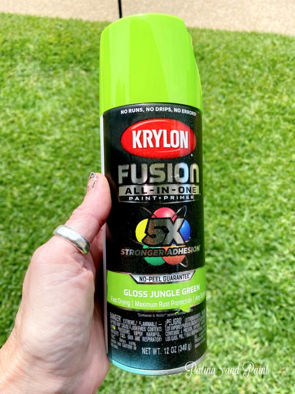 Krylon Fusion Spray Paint