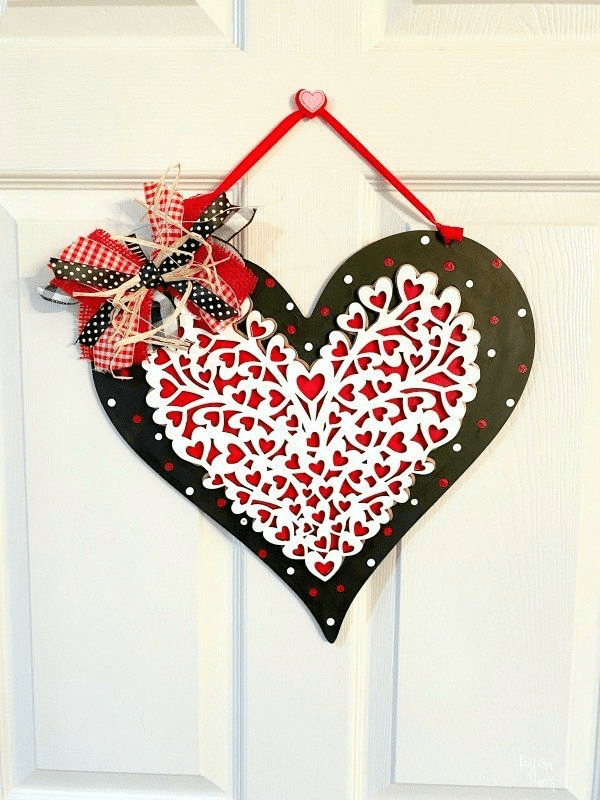 February DIY Challenge Is All About Hearts