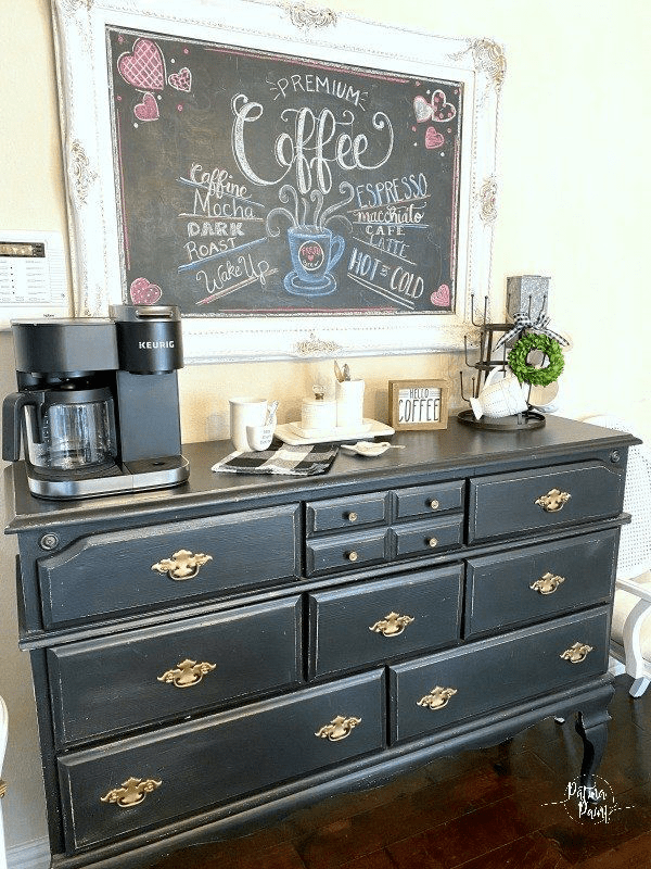 Coffee Bar At the Castle