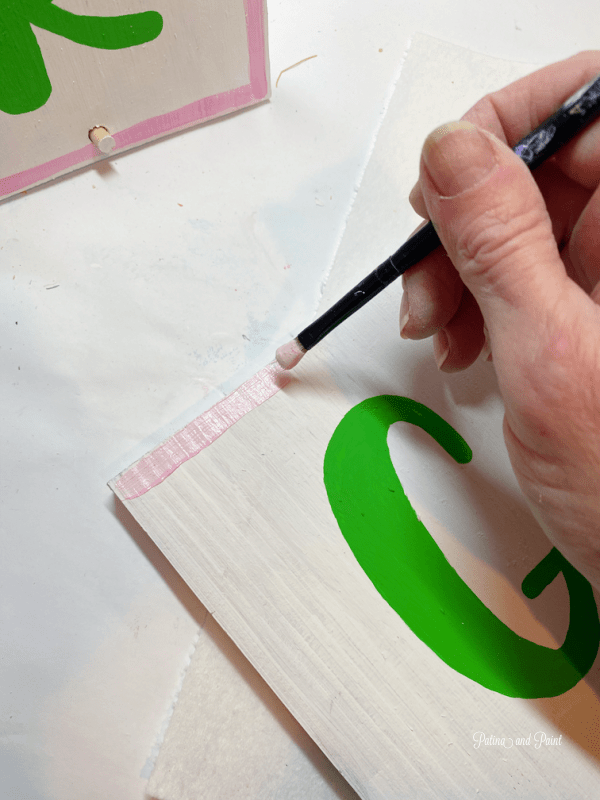 embellishing signs
