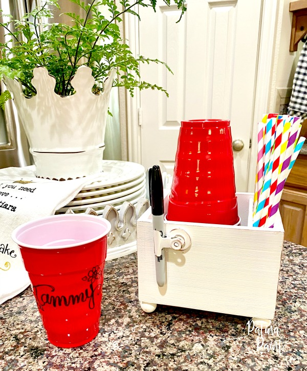 Solo Cup Holder