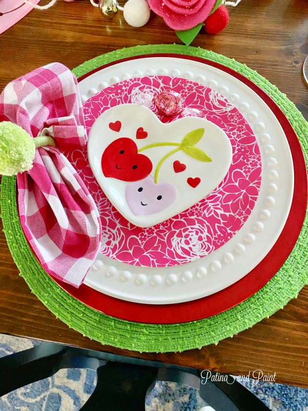 Casual Valentine's Day Table