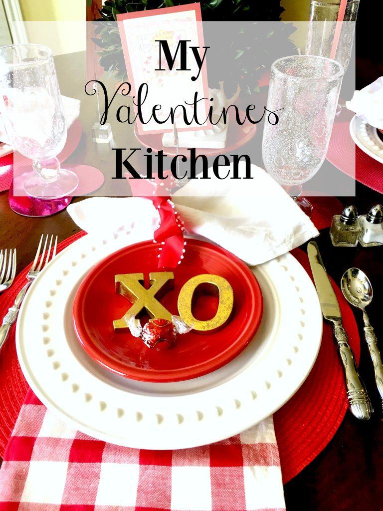 My Valentine's Kitchen