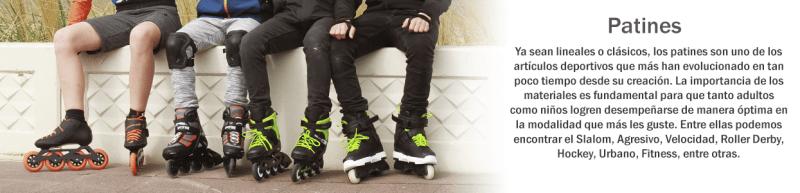 banner categoría patines patines.pe