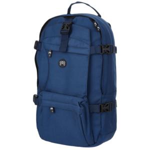 FR Skates Backpack Slim Blue
