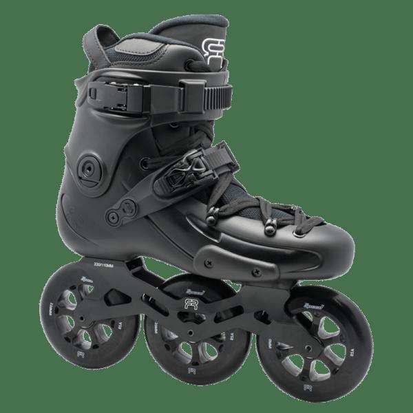 fr skates fr1 310 black patines.pe