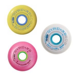 GYRO XG Wheel 80mm x4 unidades