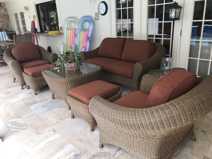 Patio Furniture Cushions Inc, Furniture Santa Rosa