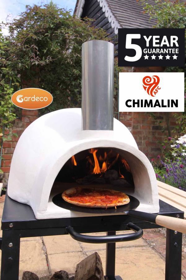 Patio Life Gardeco Pizzaro Chimalin Afc Pizza Oven