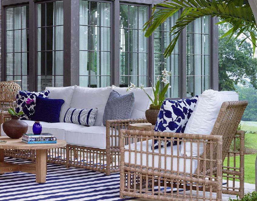 teak and wrought iron patio furniture