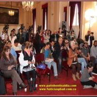 Por primera vez un Alcalde Mayor de Bogotá brinda rueda de prensa con medios locales y alternativos