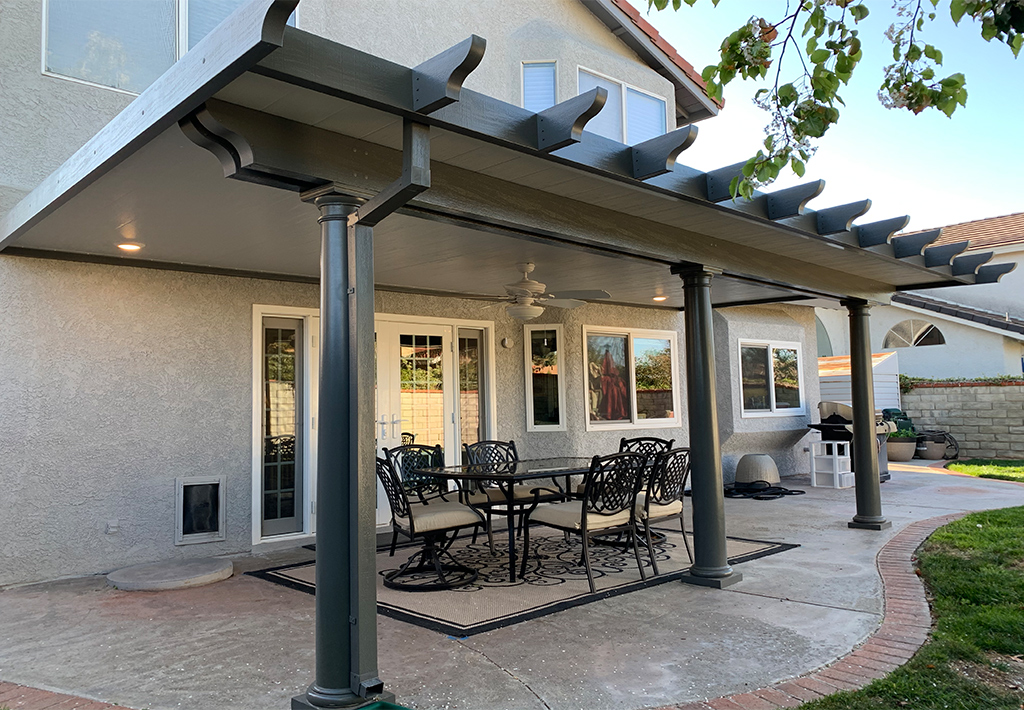 custom patio covers santa clarita