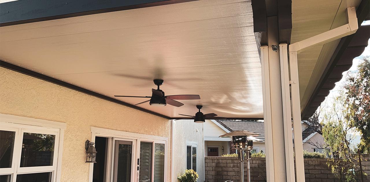 alumawood insulated patio cover