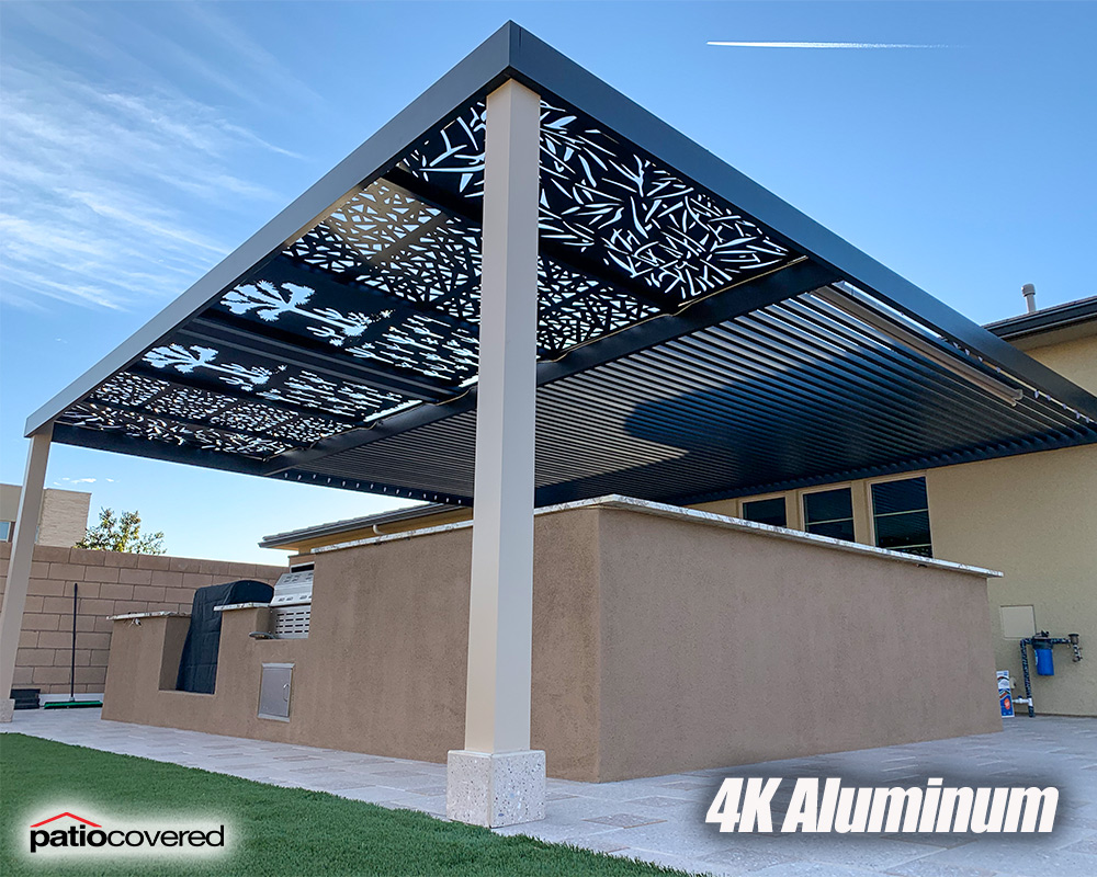 4k aluminum patio covers vs alumawood