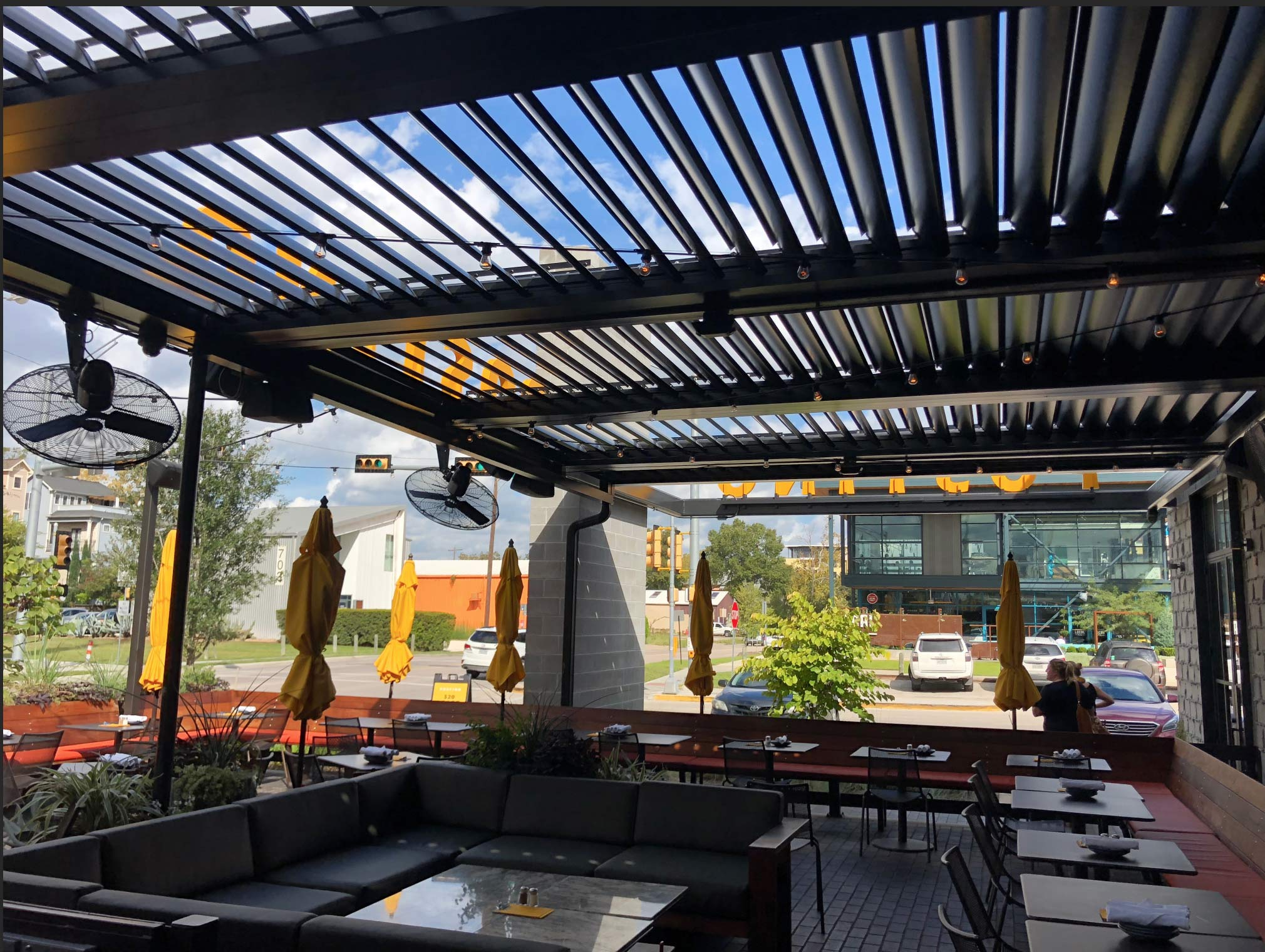 louvered patio covers in los angeles