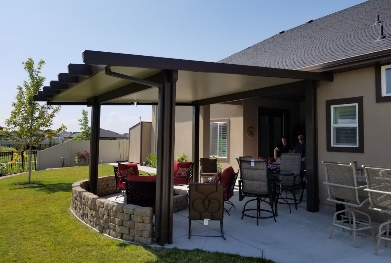insulated roof panels patio covers