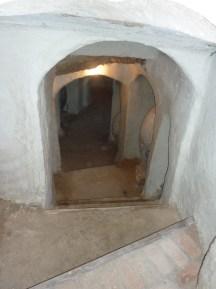 Entrada a cueva
