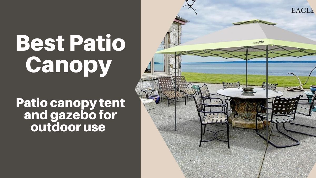 gazebo canopy tent for outdoor use